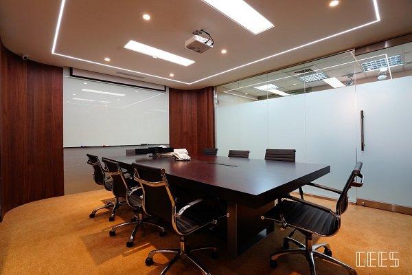 【辦公室規劃】中成國際法律 會議室規劃 案例
