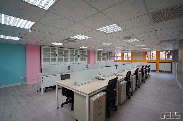 台北市 好康呼吸照護所 辦公室設計規劃案例