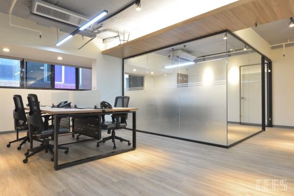 台北市 卡爾國際科技 辦公室設計規劃案例