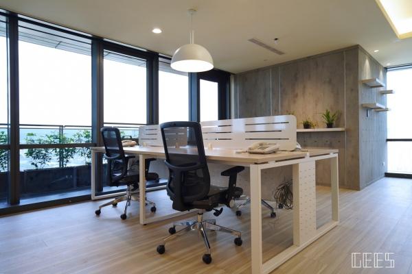 台中市 山牧整合設計 辦公家具規劃案例