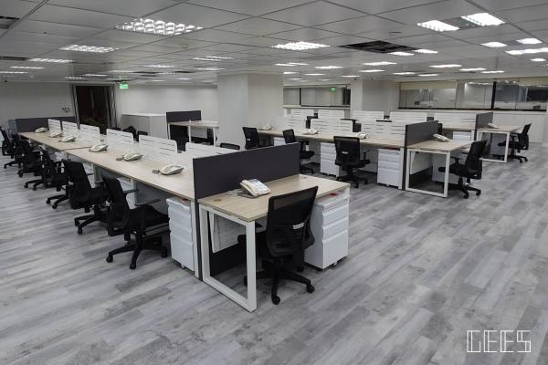 唯將建築師事務所設計案 辦公家具規劃 案例