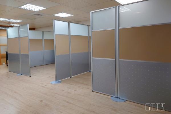 松山區 雷基科技 辦公室規劃設計案例