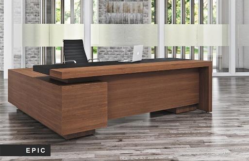 EP 木製主管桌