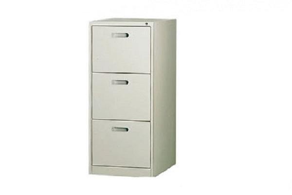 【OA鐵櫃】三抽 B4耐重型直立式公文櫃