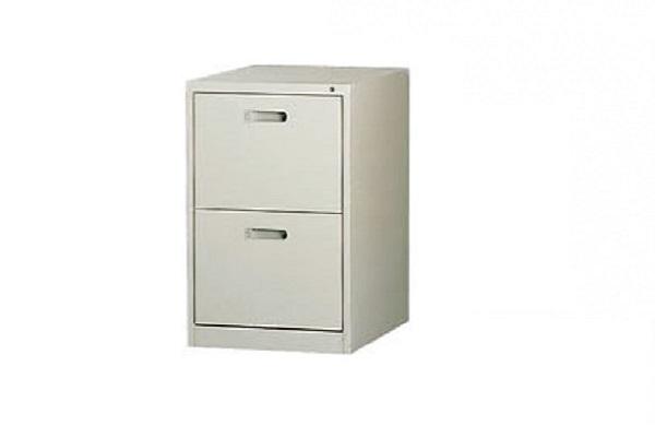 【OA鐵櫃】二抽 B4耐重型直立式公文櫃