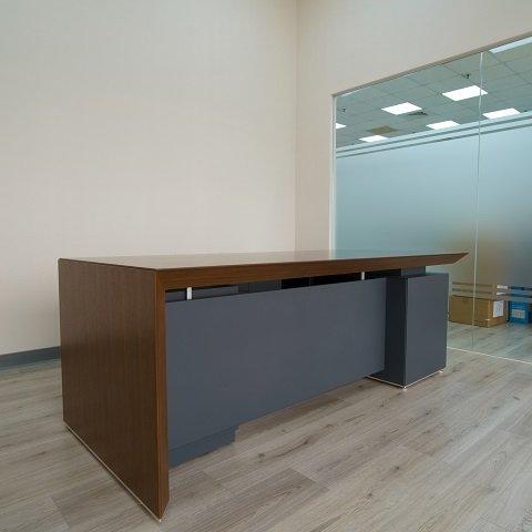 【高質感 】EX-183 MAJESTIC 木製主管桌