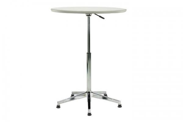 【洽談桌 】美耐板面升降洽談桌