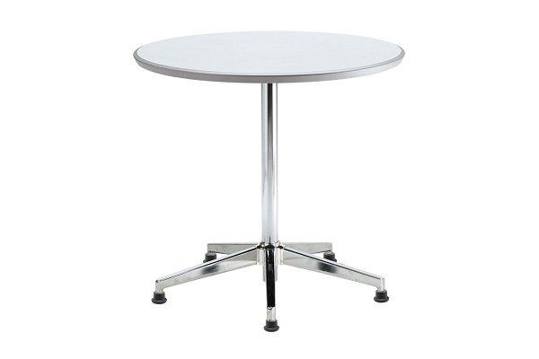 【洽談桌 】美耐板面圓形洽談桌