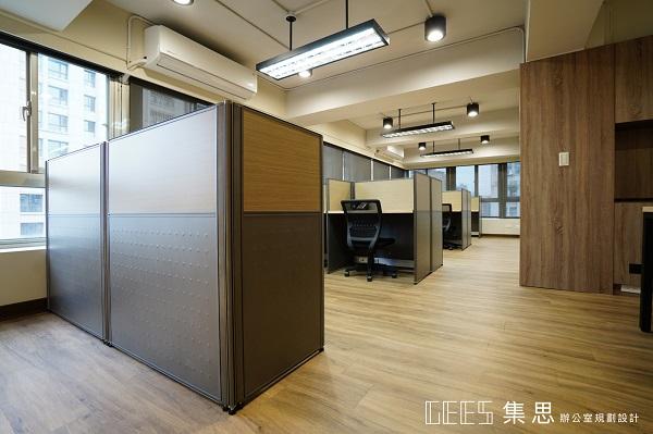 【職員區OA屏風 】2.5cm 屏風工作站