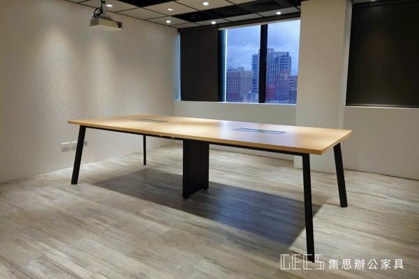 【現代風 】MTK 經濟時尚會議桌