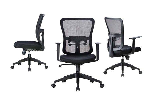 【辦公椅 】1807B 辦公椅