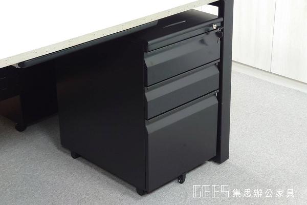 【工業風辦公家具 】P型活動櫃