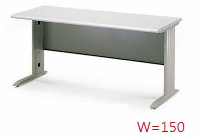 【鋼製辦公桌 】CD辦公桌-150