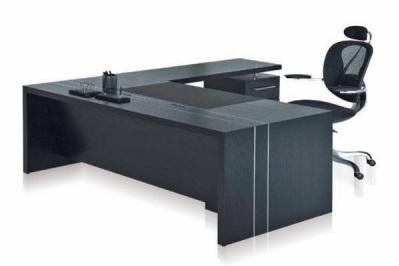 【高質感 】EX-6583 木製主管桌