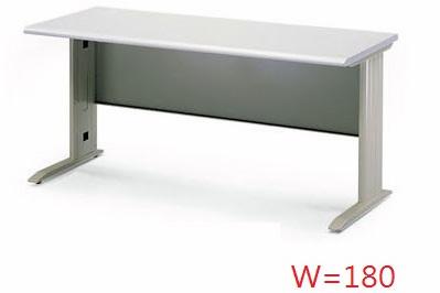 【鋼製辦公桌 】CD辦公桌-180