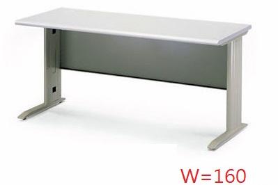 【鋼製辦公桌 】CD辦公桌-160
