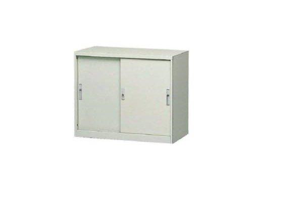 【U型櫃】CS-2 二層拉門理想櫃