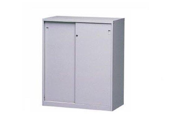【A型櫃】AS-3B 鐵拉門下置式鋼製公文櫃