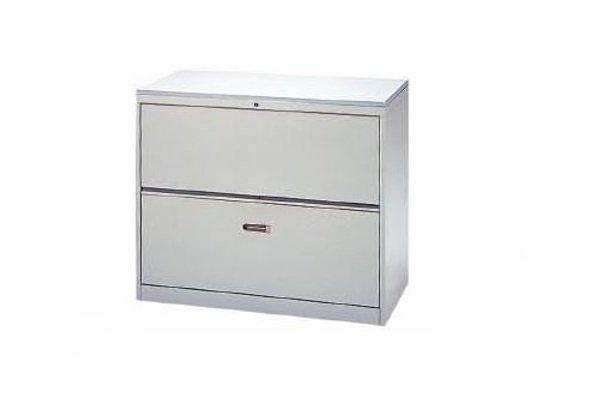 【A型櫃】AC-2 一掀一抽複合式鋼製公文櫃