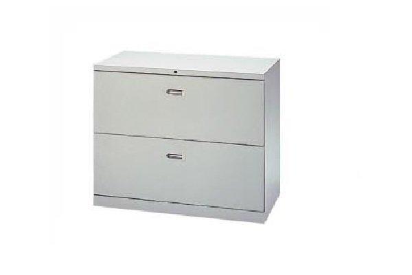 【A型櫃】AD-2 二層抽屜式鋼製公文櫃