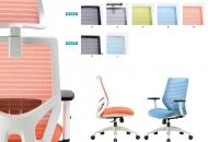 1809W 白框辦公椅