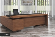 EPIC 高級木製主管桌