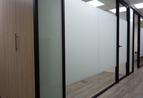 台北市大安區 葳怡 辦公室規劃設計案,順利完工。