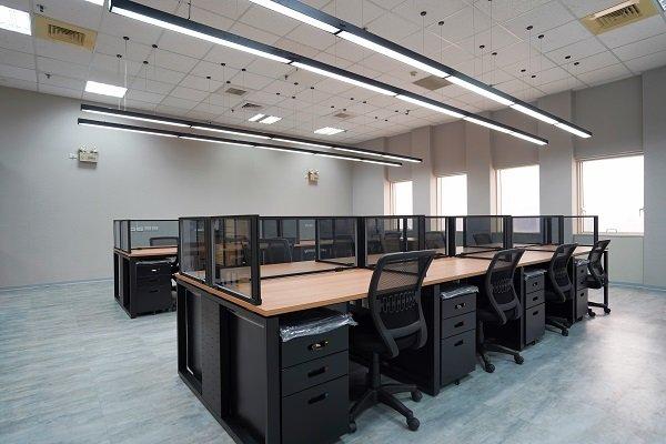 職員區空間-職員工作站案例